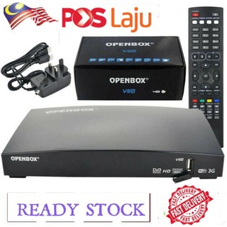 MY OPENBOX V8S Full HD 1080P Satellite Receiver Freesat PVR TV Box