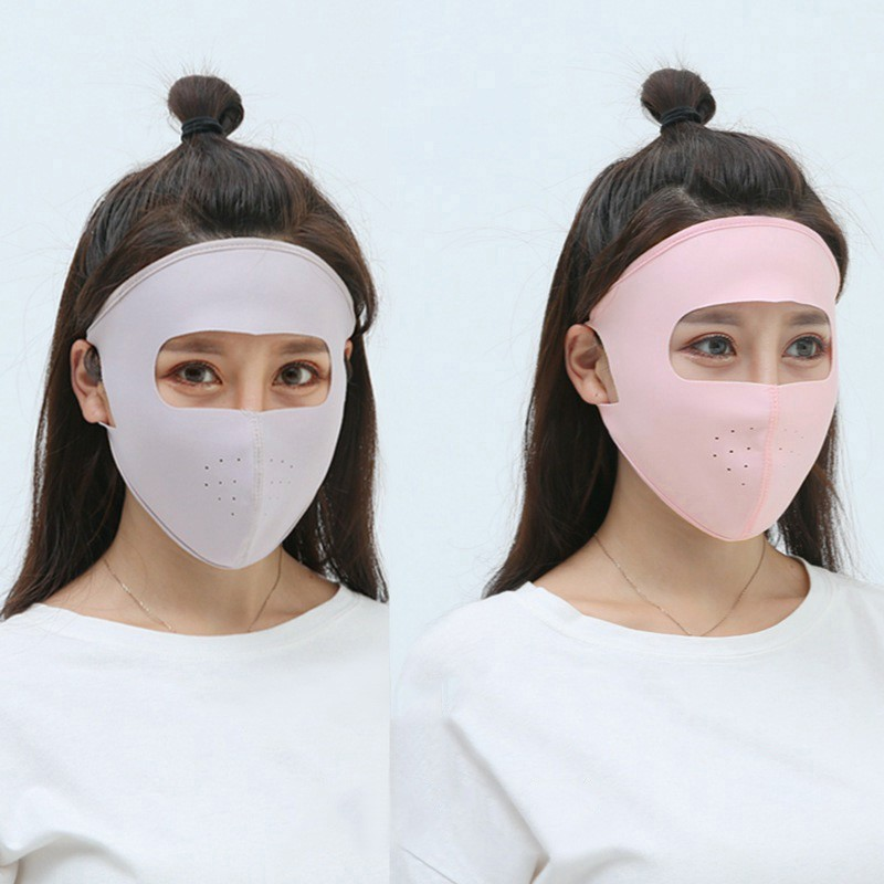 All-Inclusive Mask Outdoor Equipment Breathable Mask Y