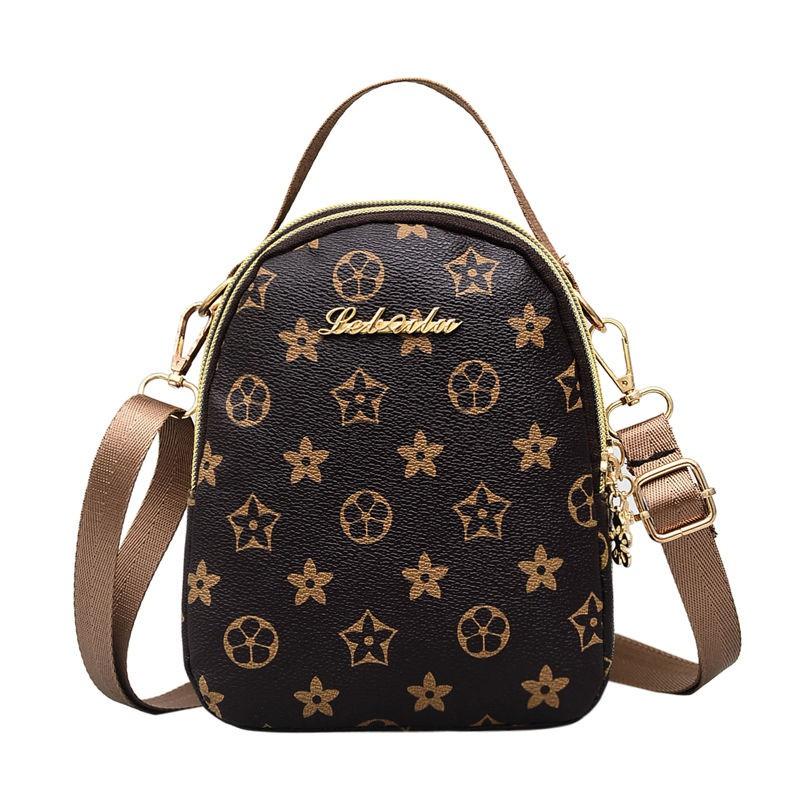 bd48e933d08 ♤◄❡Bag new female fashion joker inclined shoulder handbag leisure change  mobile single women's