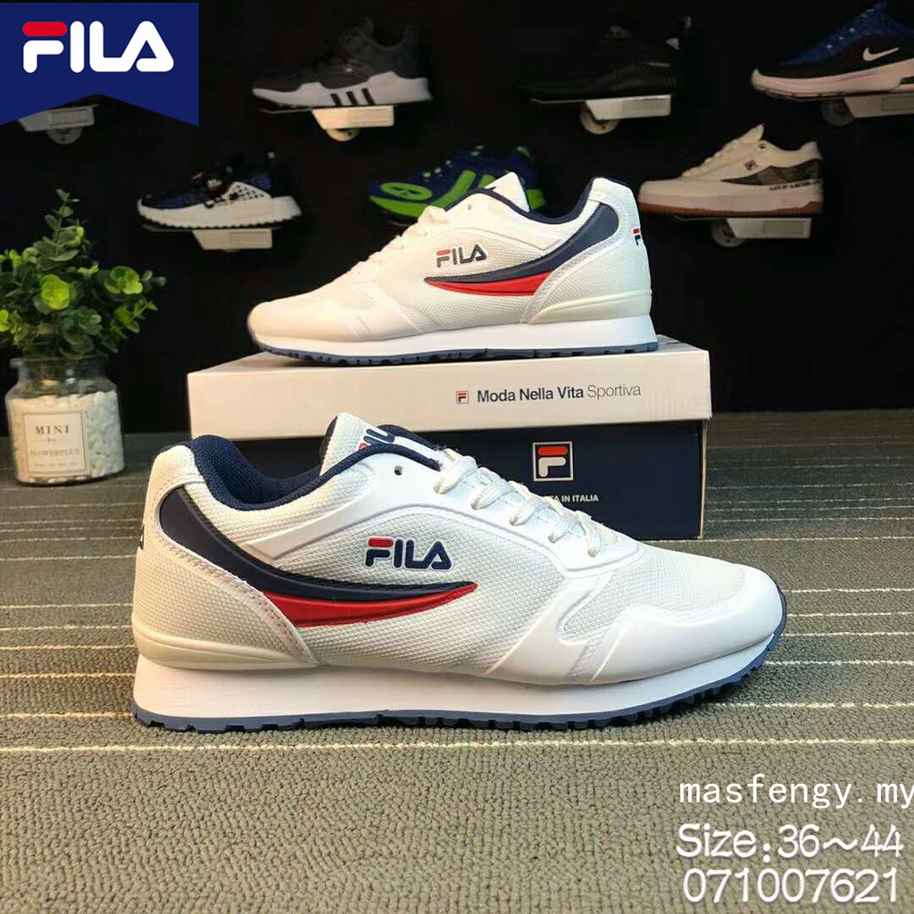 be895c334bca ✳Authentic⛎ FILA shoes made in Vietnam unisex running shoes