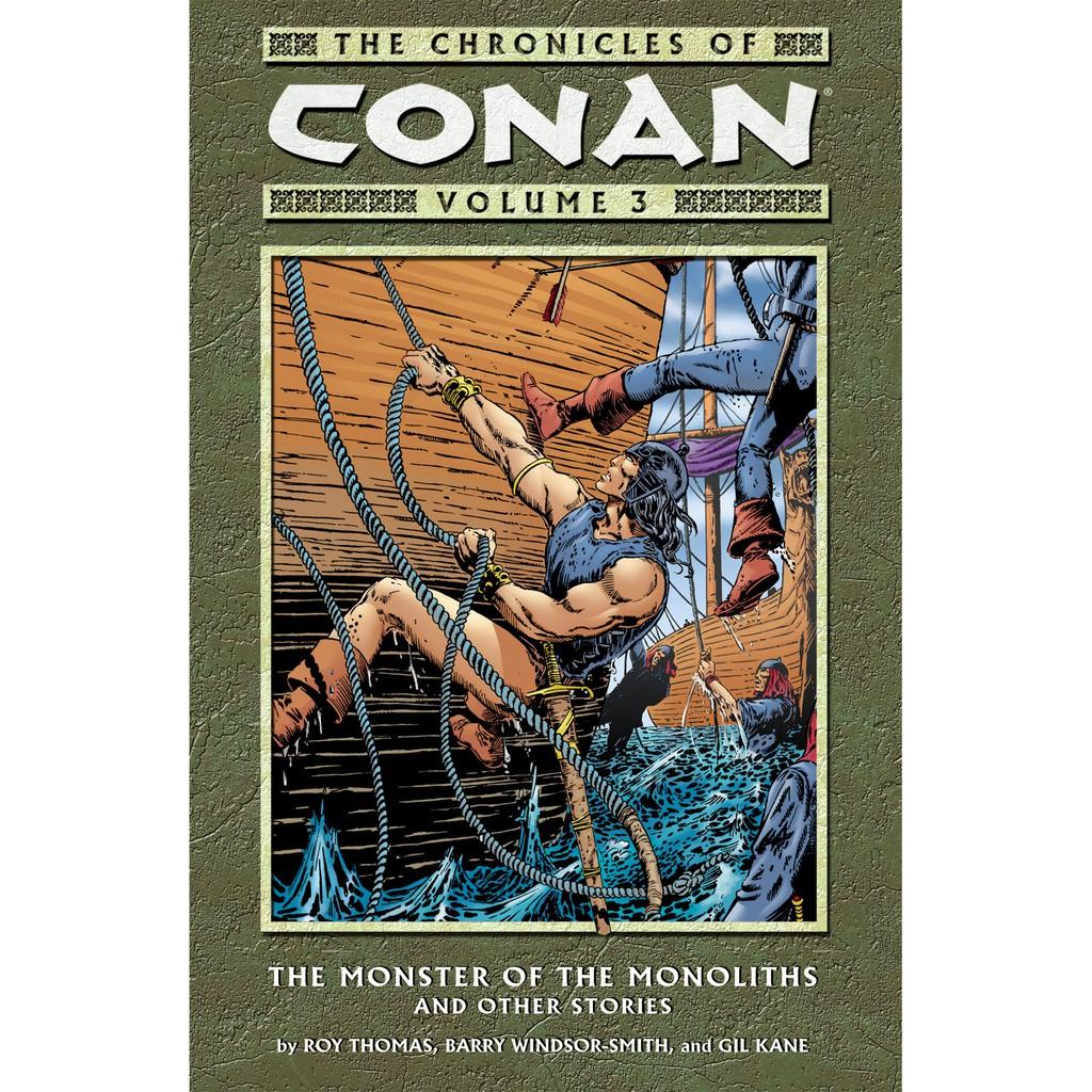 The Chronicles of Conan Vol. 03