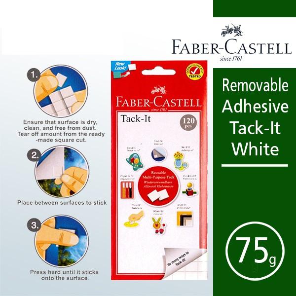 Faber-Castell Tack-It 75G (120pcs)