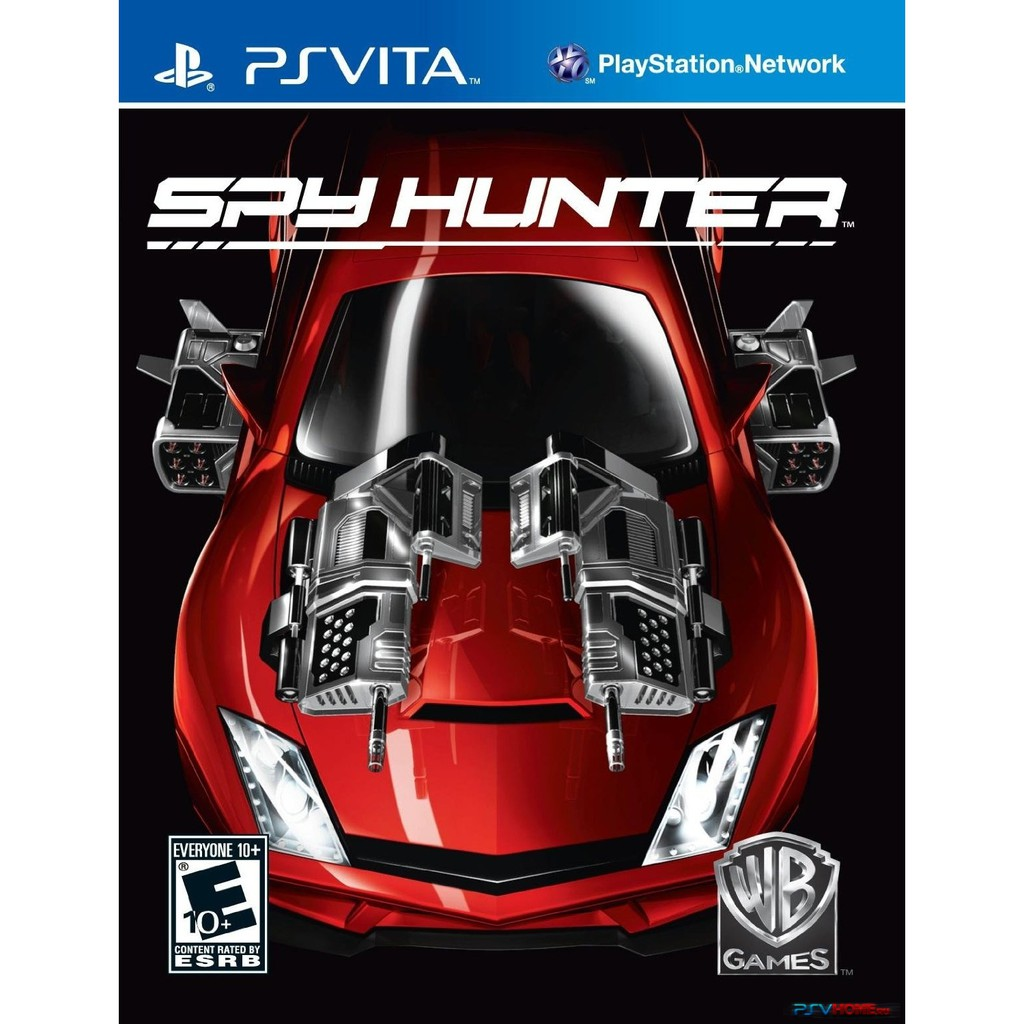 Ps Vita Spy Hunter - R1