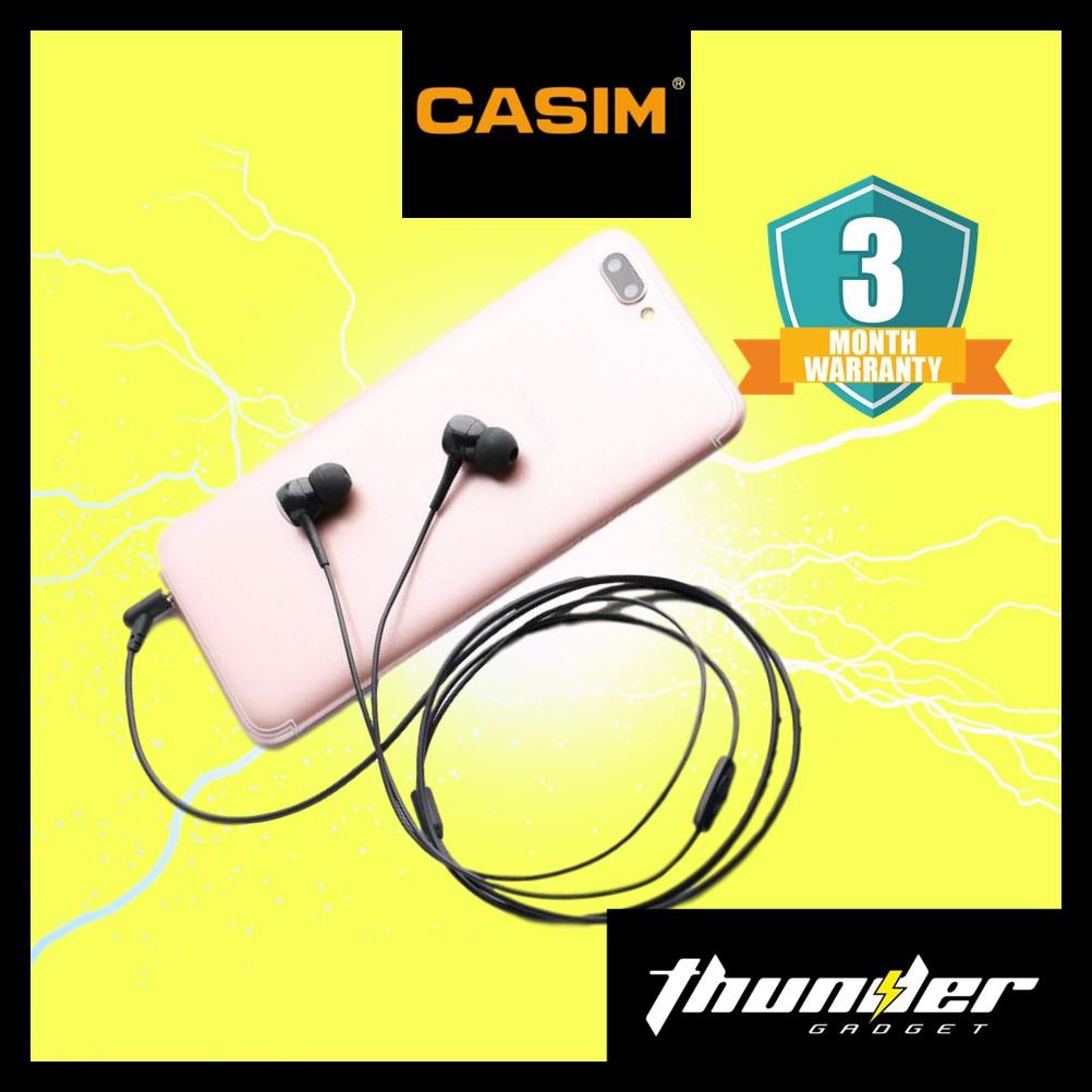 CASIM M-R1 100% Original High Quality Sound Comfort In Ear Stereo Earphone
