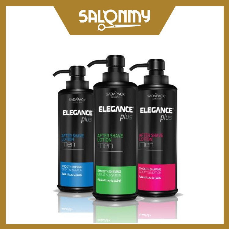 Elegance Plus After Shave Lotion 500ml