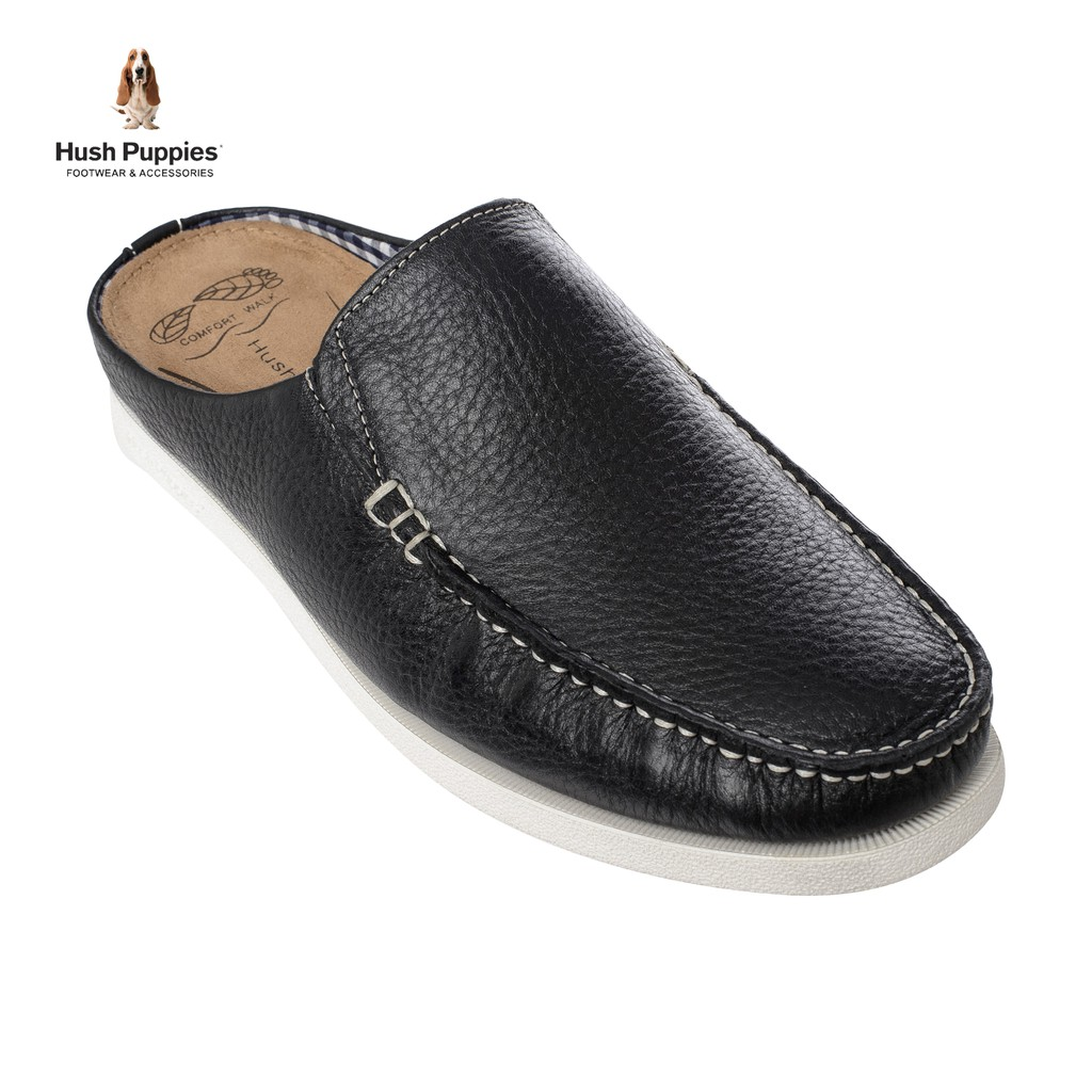 100% high quality super quality undefeated x Hush Puppies Men's Spring Coast Slip Ons - Black | Shopee Malaysia