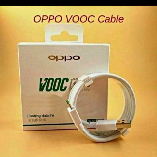 (VOOC) 20W Flash Charger Mini AK779 Cable Oppo F9 A3s Find 7 7A R15 Pro  R11s R11 R9s R9 R7s R7 Plus