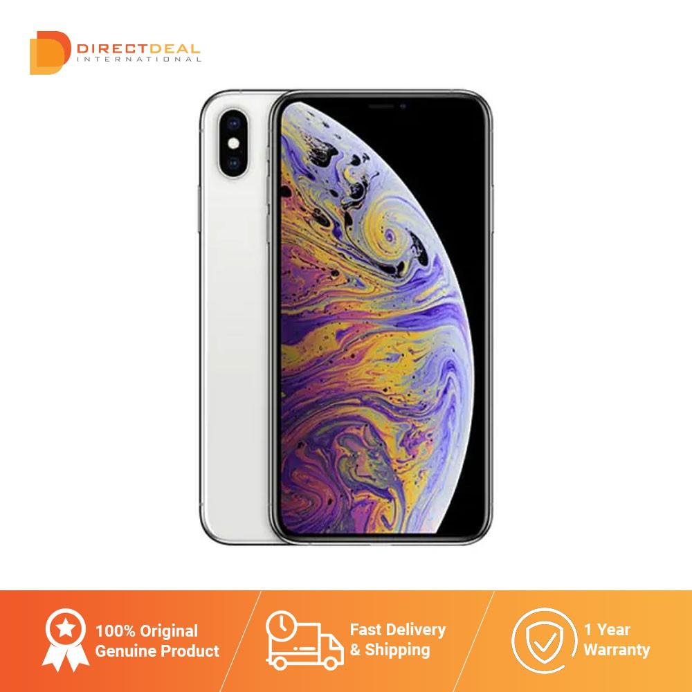 Apple Iphone XS MAX 6.5 inch display 64GB - Original Apple Malaysia Warranty