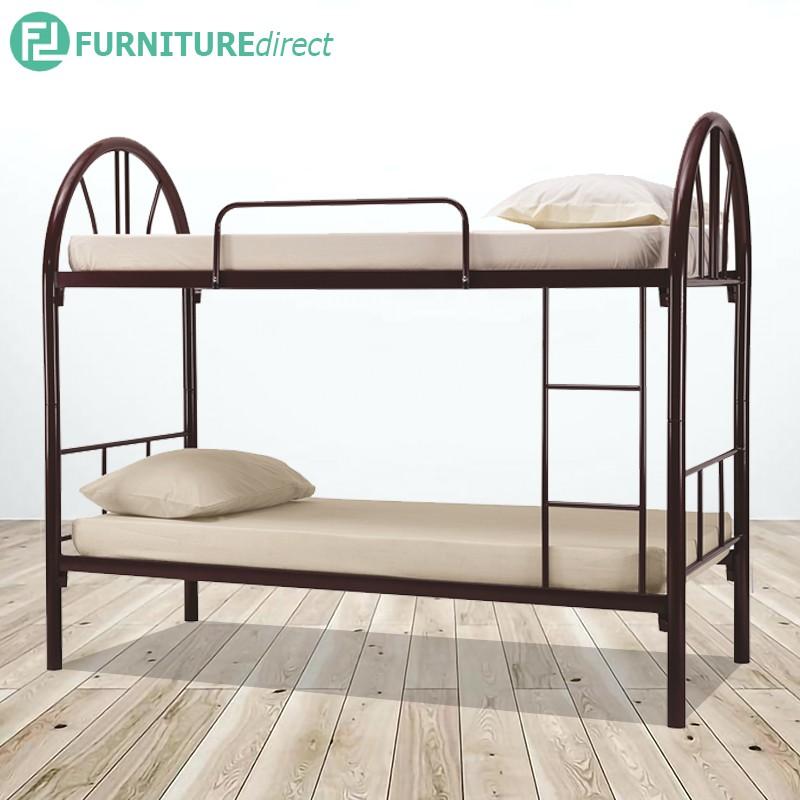 MATSON heavy duty double decker metal bunk bed