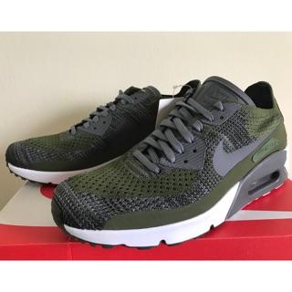 Men's Shoe Nike Air Max 90 Ultra 2.0 Flyknit 875943 300