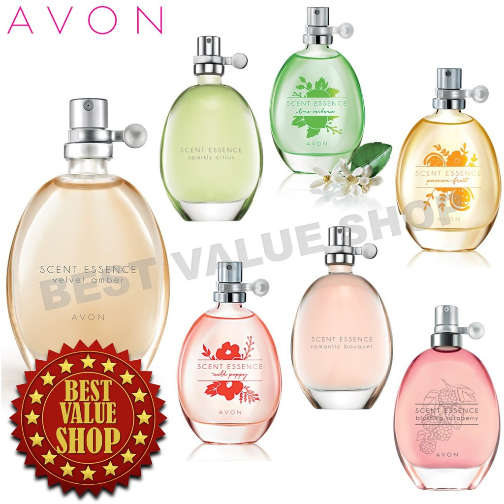 Super AVON SCENT ESSENCE EAU DE TOILETTE SPRAY 30ML   Shopee Malaysia WY41