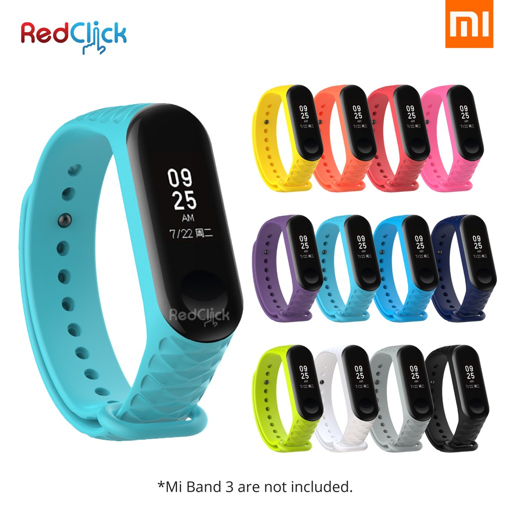New Xiaomi Mi Band 3 Magnetic Strap For Original Oled Display 2 Stainless Steel Mijobs Black Edition Shopee Malaysia