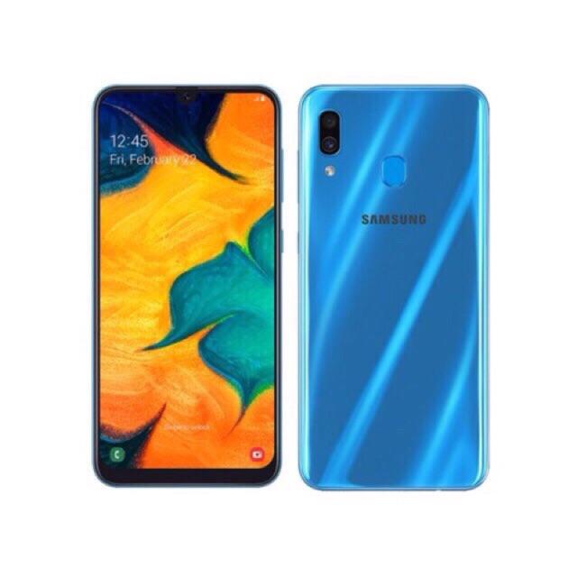 Samsung A30 สินค้าใหม่ รับประกันศูนย