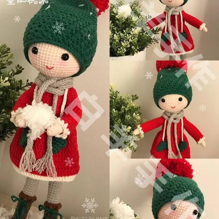 It's playful to crochet this little hand.... #amigurumi #crochet ... | 721x721