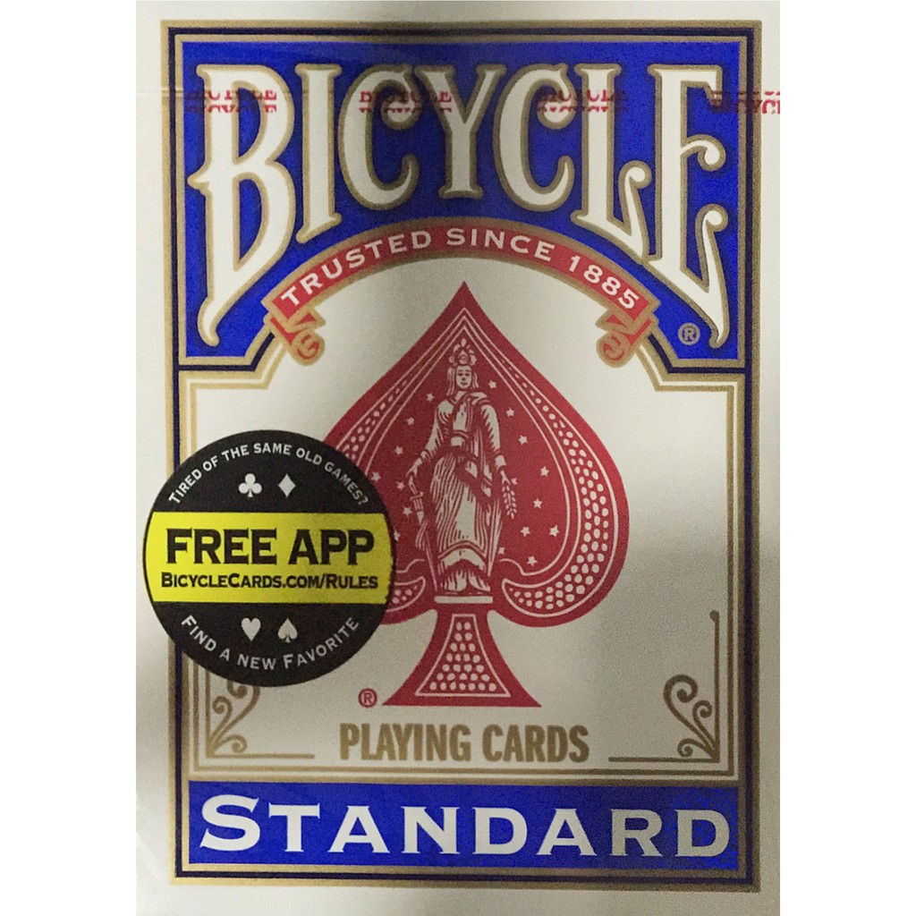 Bicycle Standard Playing Cards ( New Box )