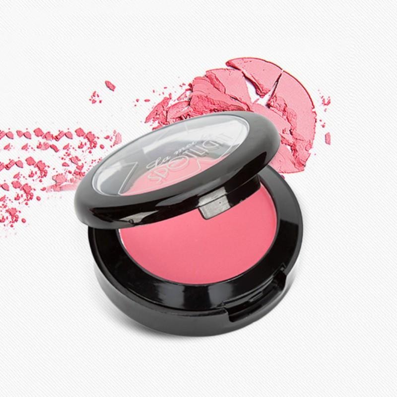 【LAMEILA】6 Colors Baked Blush Smooth Makeup Blush Face Blush Powder
