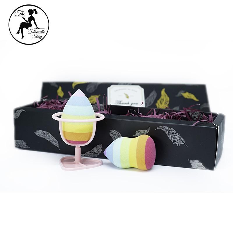 [Limited Edition] Rainbow Beauty Blender Set