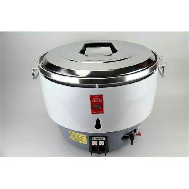 10l Gas Rice Cooker Periuk Nasi Comercial Taiwan Sho Malaysia
