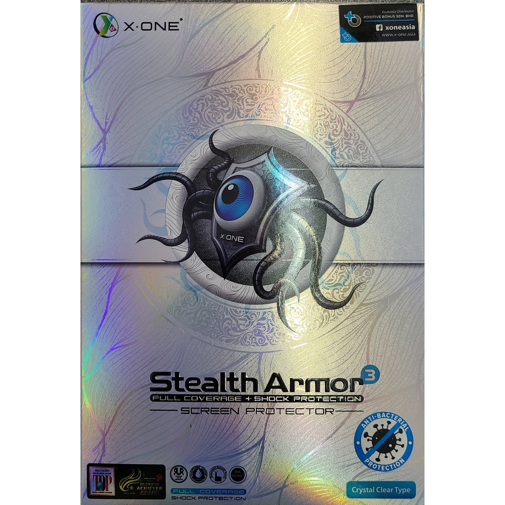 X.One Vivo Y31 2021 (Clear/Matte) Stealth Armor 3 Hydrogel Screen Protector Xone Tinted