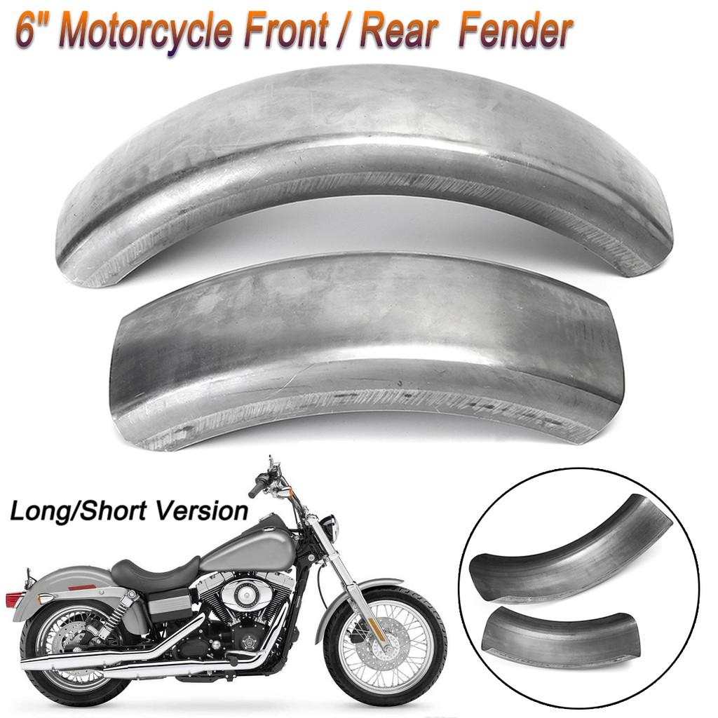perfk Front Fender Extender Lengthen For Harley Sportster XL 1200 883