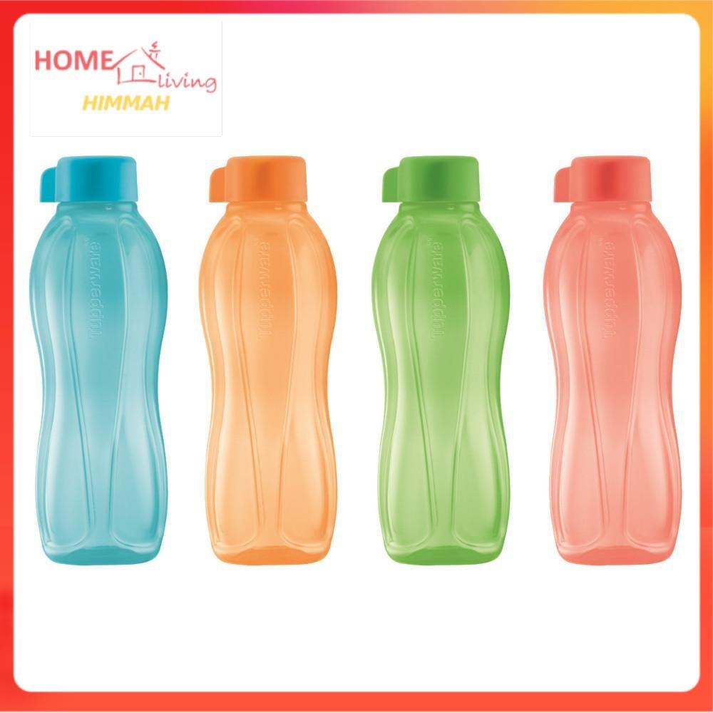 Botol Air Tupperware kecil - Tupperware Eco Bottle 500 ml - Eco Bottle 0.5L - Bekas Air Tupperware - Free Shipping