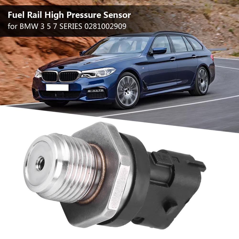 0281002909 Fuel Rail High Pressure Sensor for BMW 3 5 7