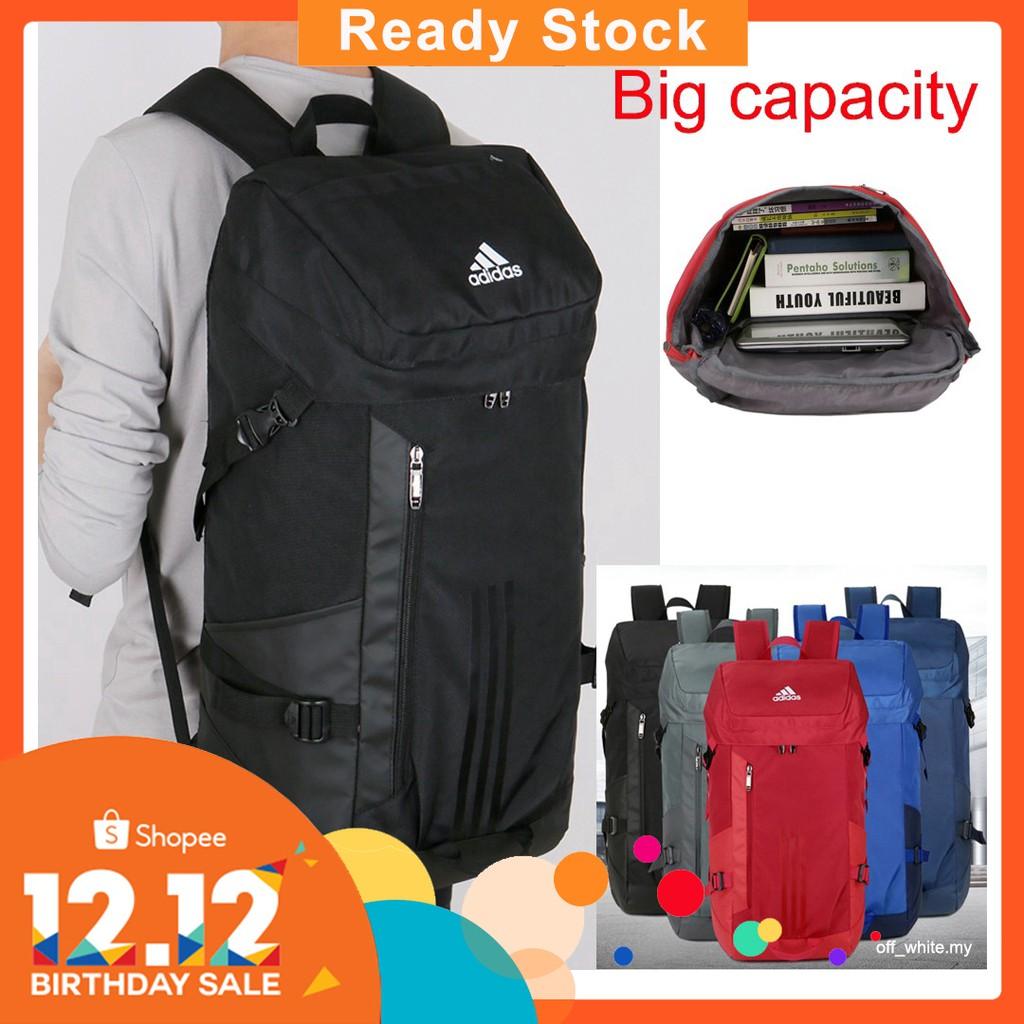 400a432b63ac Adidas ORIGINALS TREFOIL BACKPACK Size 43 30 11cm