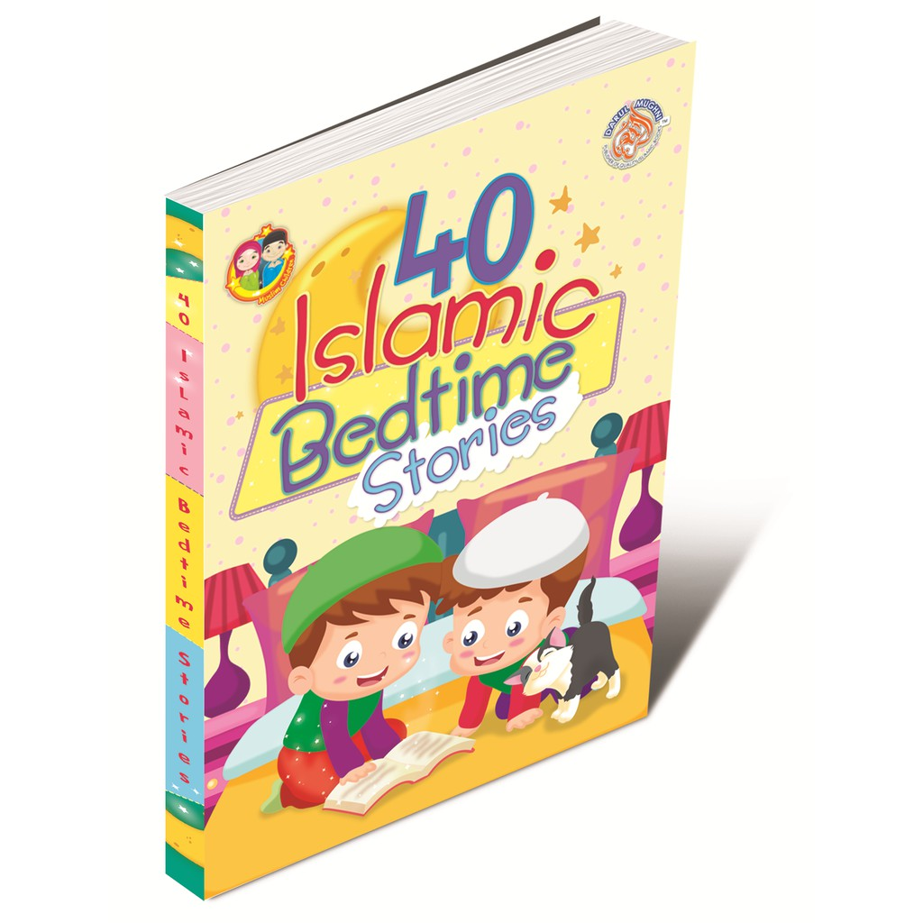 41 Islamic Moral Stories For Children Shopee Malaysia
