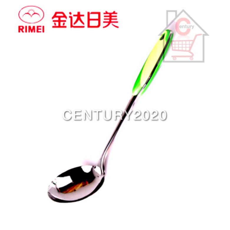 RIMEI Stainless Steel Soup Ladle Kitchen Cooking Tools And Household Utensils