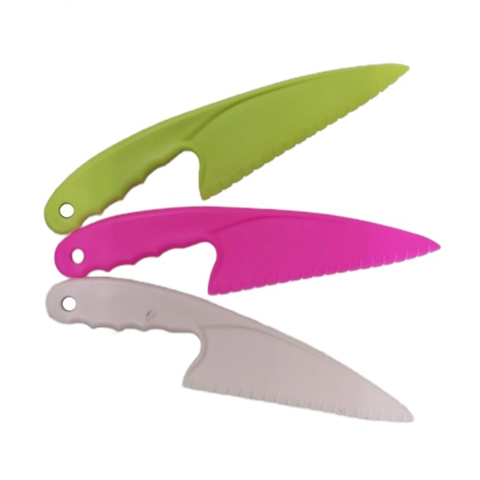 Kids Kitchen Knife Kids Chef Knife Toddler's Cooking Knives Children's Plastic