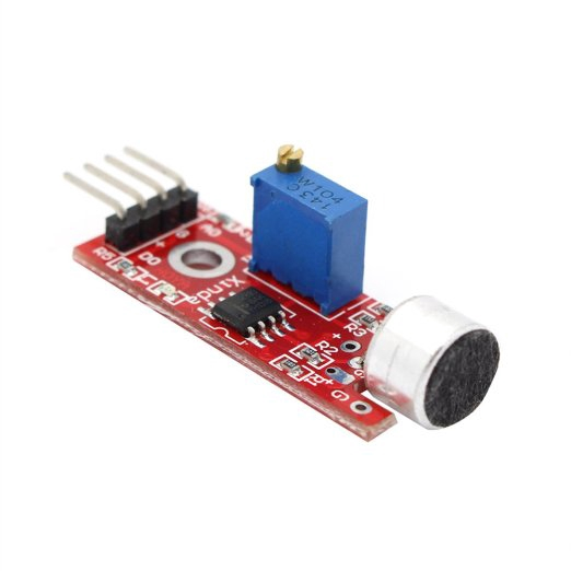 1pcs Microphone Sound Detection Sensor Module For Boards
