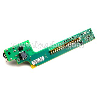 USB charging PCB ( P1045049-02) Replacement for Zebra QLN420