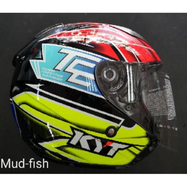 KYT Hellcat An-Yu 32 Helmet [New]