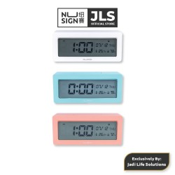 Jadi Nusign Multifunctional Alarm Clock Collector Colour Set