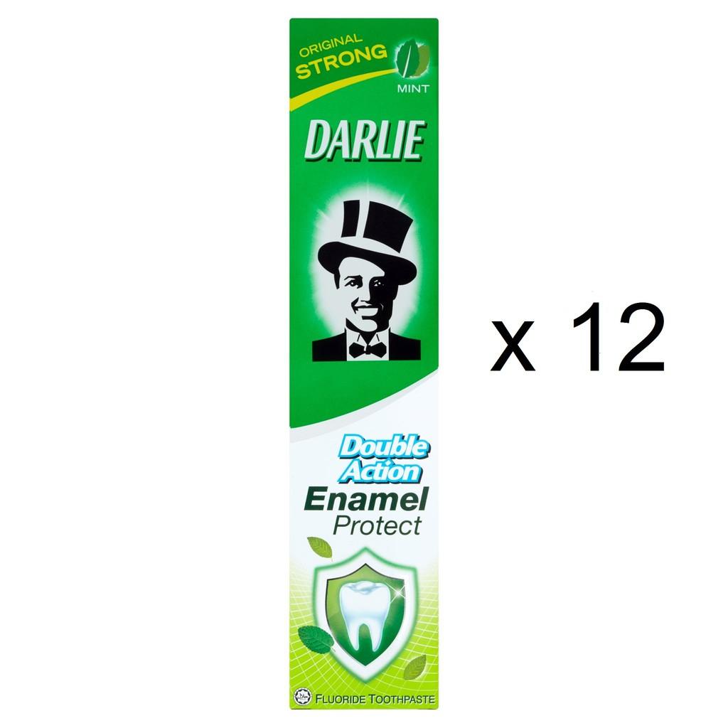 Darlie Double Action Enamel Protect ( 12 pcs x 200g )
