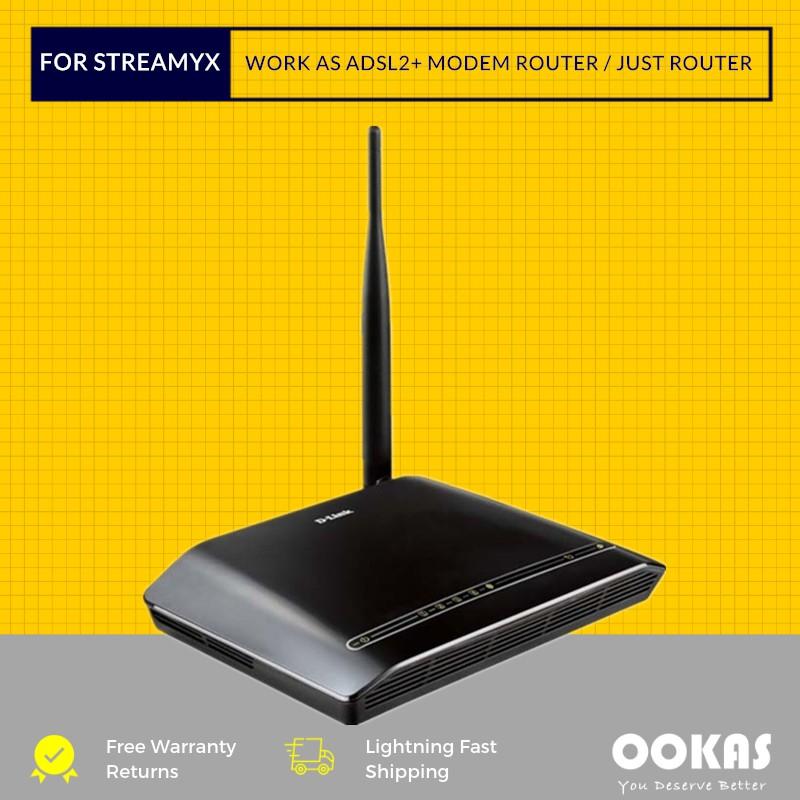 D-LINK DSL-2730E Wireless N Modem Router For Streamyx ...