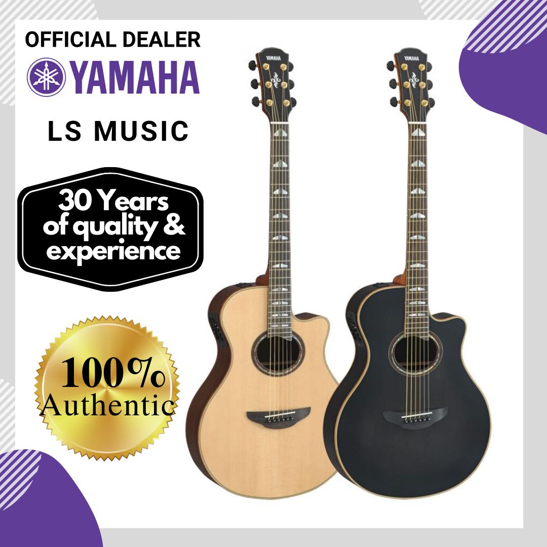 Yamaha Semi Acoustic Guitar APX1200II accoustic guitar acoustic Music instrument Gitar
