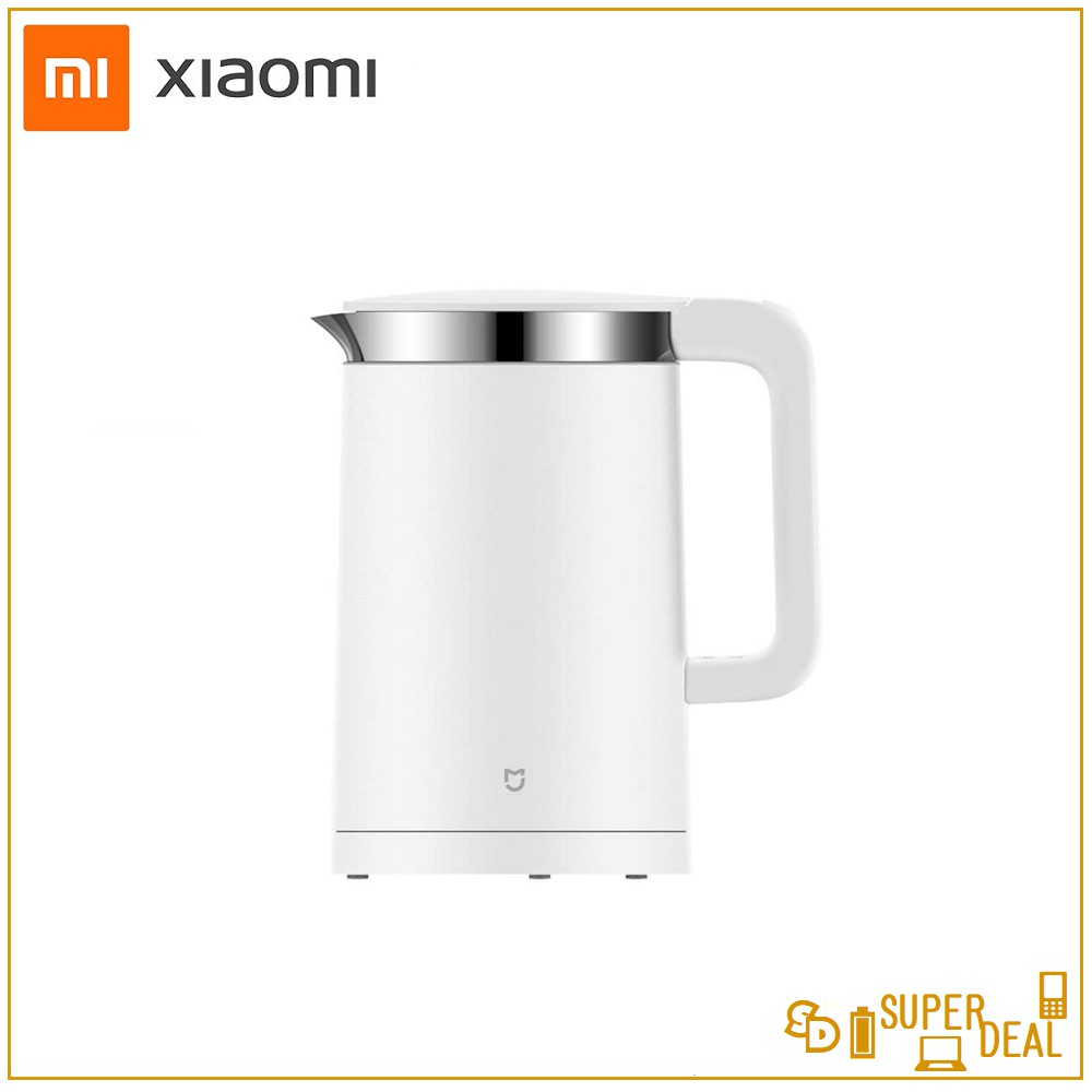 (Global English) Xiaomi Mijia Smart Kettle (Intelligent Water Temperature Control,Fast Boiling, Triple Safety Protection