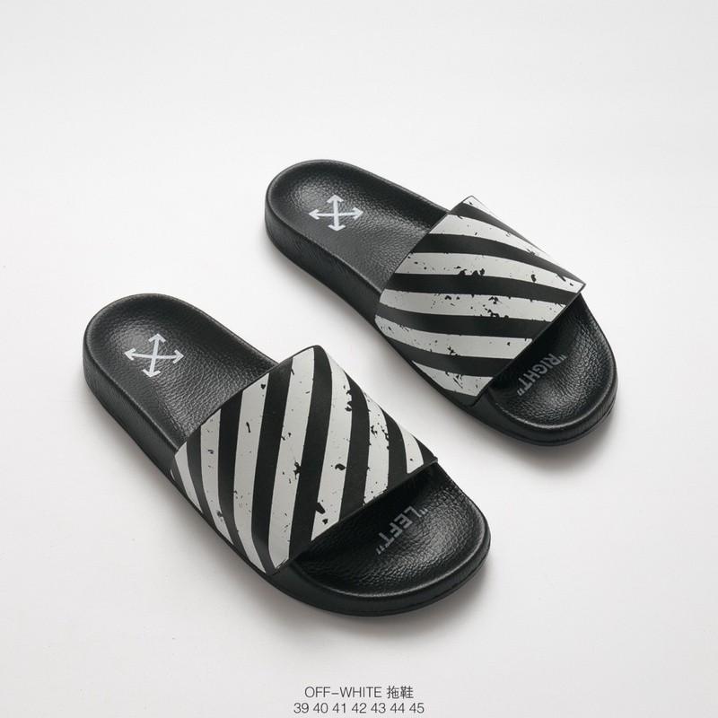 f4755e9a0 Tengjun Adidas Superstar 5G black and white three bar Velcro men s sports  slippers AC8325