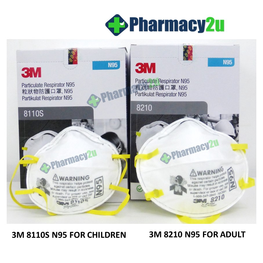 3m mask children
