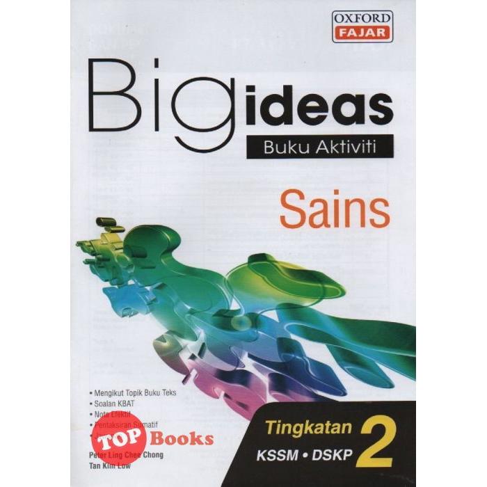 TOPBOOKS Oxford Fajar Big Ideas Buku Aktiviti Sains ...