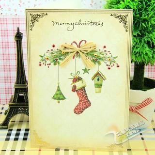 Christmas Greeting Cards Handmade.Christmas Greeting Cards Handmade Diamond Paste Greeting Card Christmas Cards