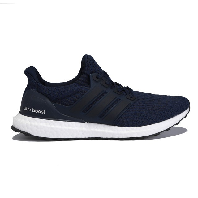 reputable site 0adce 967ef Hypebeast x Adidas Ultra Boost Uncaged Navy Blue White   Shopee Malaysia