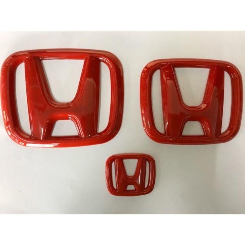 Honda Civic Fc Logo Emblem