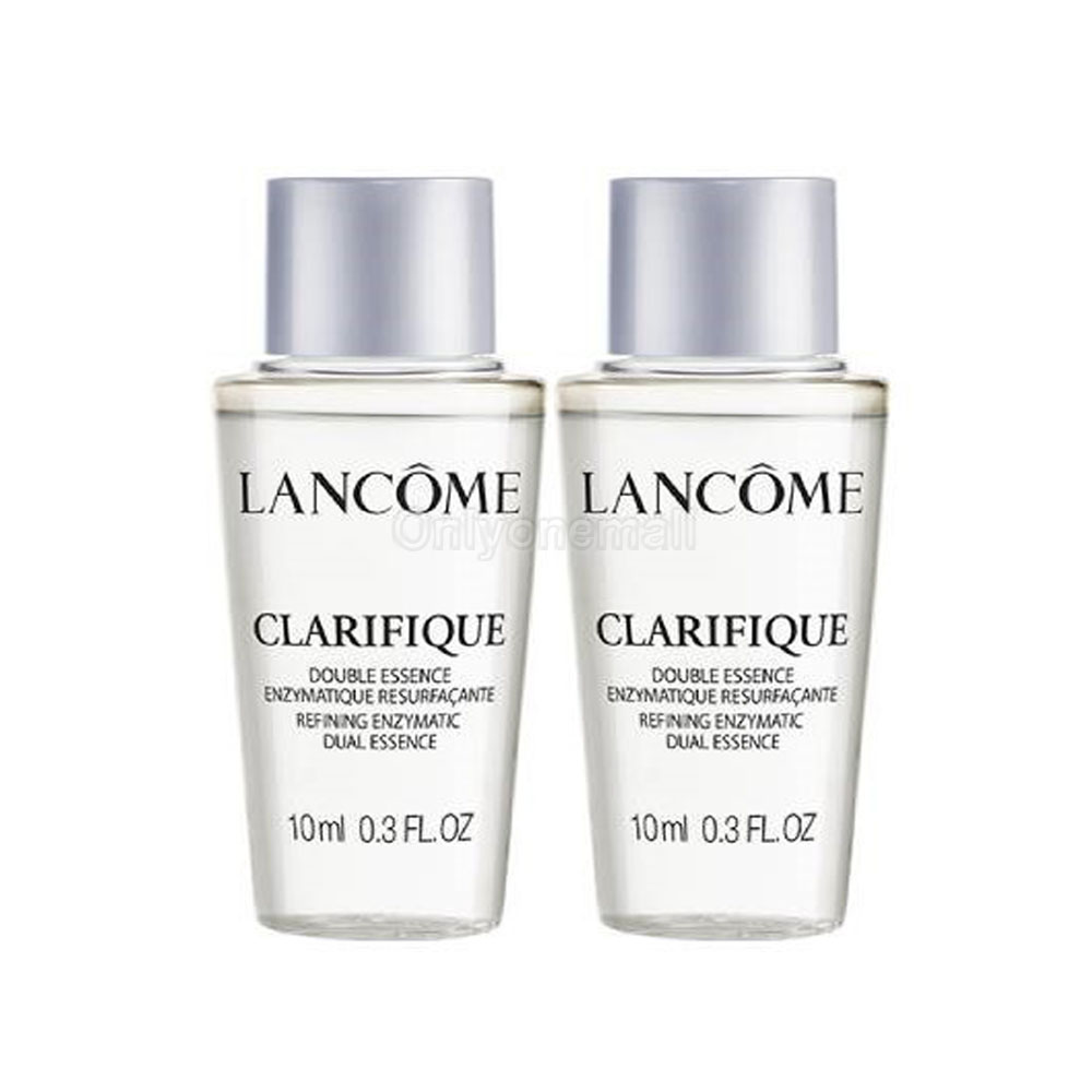 LANCOME Clarifique Refining Enzymatic Dual Essence (10ml x 2 with FREE 1 Mystery Gift)