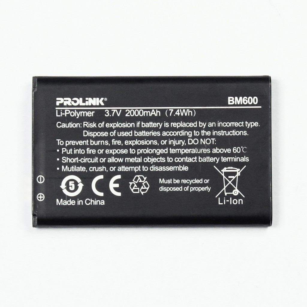 Battery For PROLiNK PRT7011L 4G LTE Hotspot MiFi Portable