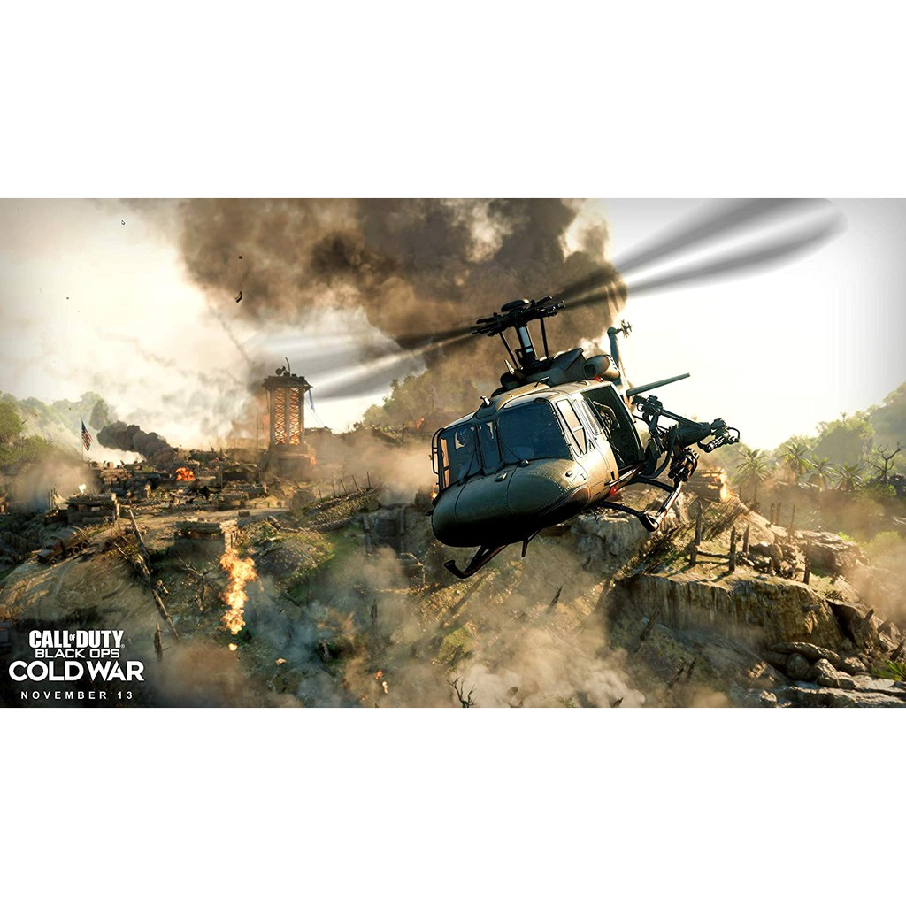 ( PRE-ORDER )Call of Duty: Black Ops Cold War PS4