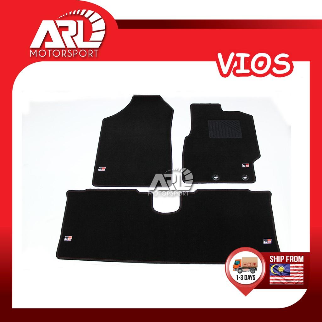 Toyota Vios (2019-2021) NSP151 Floor Carpet Mat Cover Car Auto Acccessories ARL Motorsport