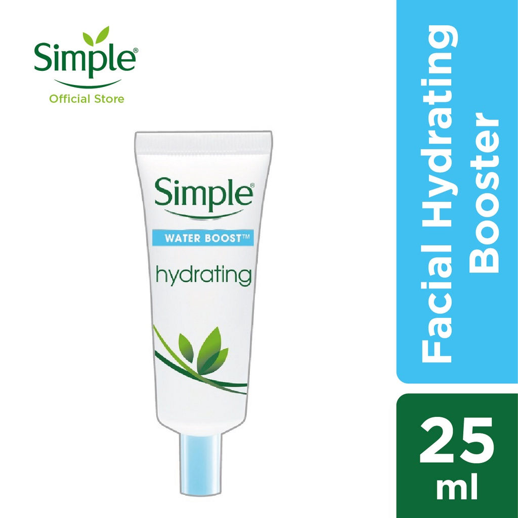 [B1F1] Simple Water Boost Hydrating Booster 25ml free 27ml