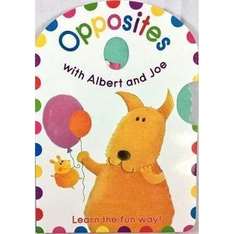 Albert And Joe: Shapes / Opposite